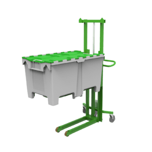Half Pallet Container Lifter