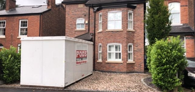 PODS Stockport Moving
